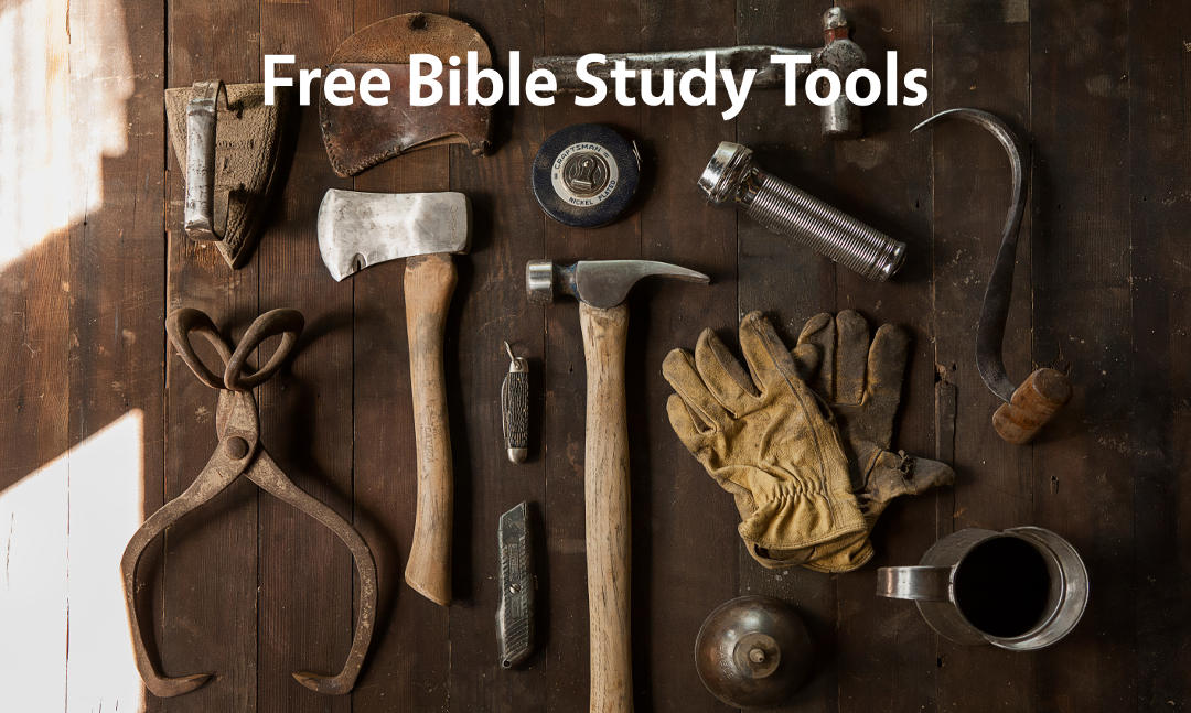 5 of the Best Free Bible Study Tools
