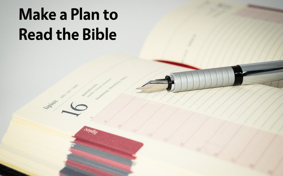 Read the Whole Bible with the M'Cheyne Bible Reading Plan