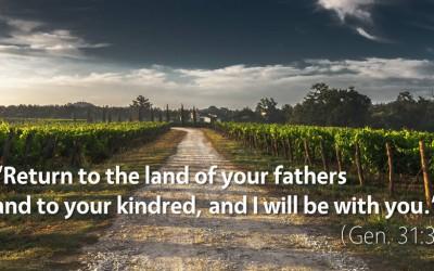 January 30th: Bible Meditation for Genesis 31