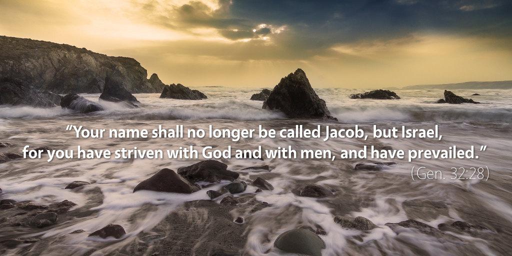 January 31st: Bible Meditation for Genesis 32