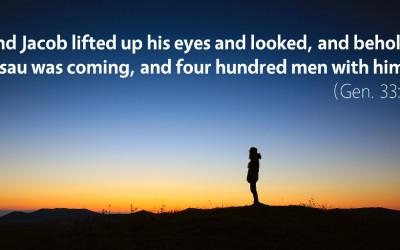 February 1st: Bible Meditation for Genesis 33