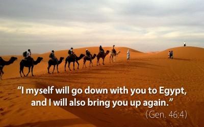 February 13th: Bible Meditation for Genesis 46