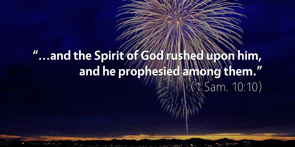 August 18th: Bible Meditation for 1 Samuel 10