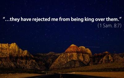 August 16th: Bible Meditation for 1 Samuel 7–8