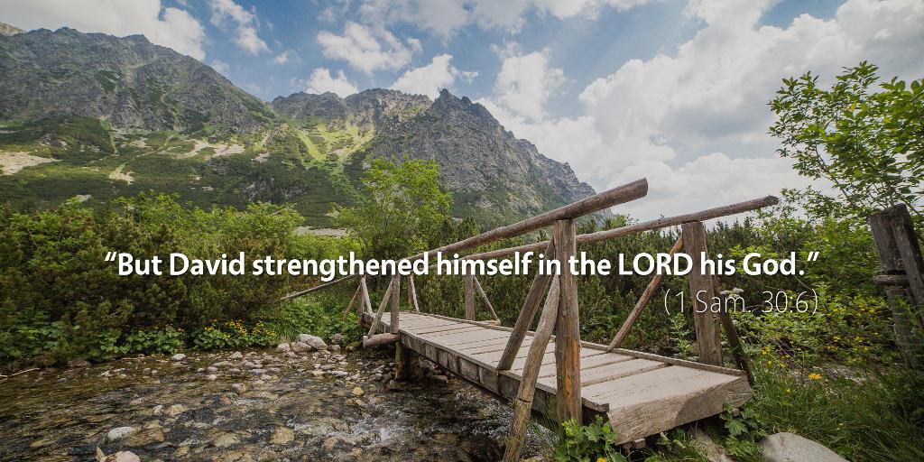 September 5th: Bible Meditation for 1 Samuel 29–30