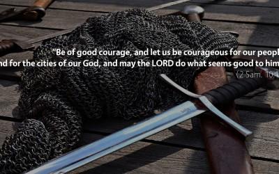 September 14th: Bible Meditation for 2 Samuel 10