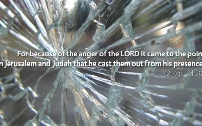 November 11th: Bible Meditation for 2 Kings 24
